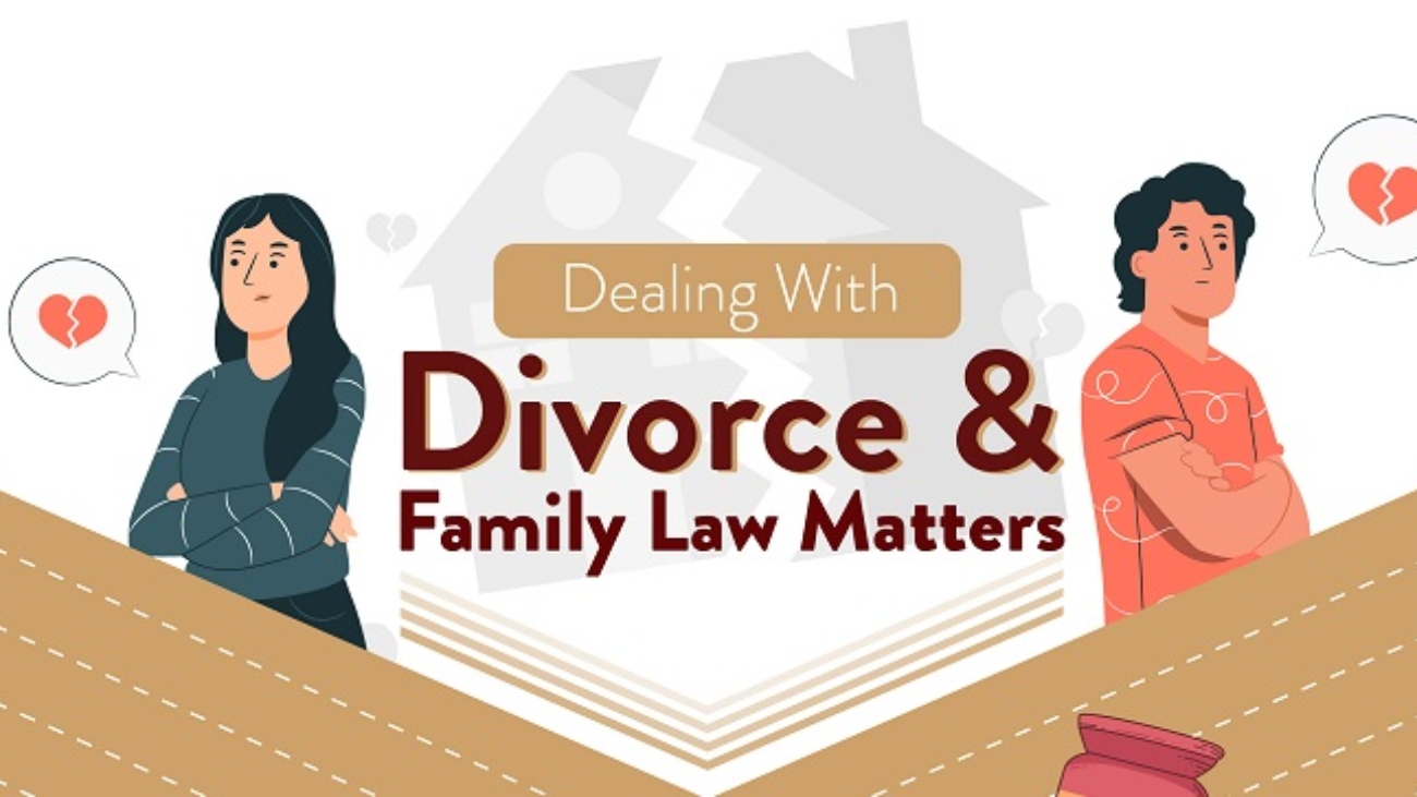 Tips on dealing with divorce or family law matters